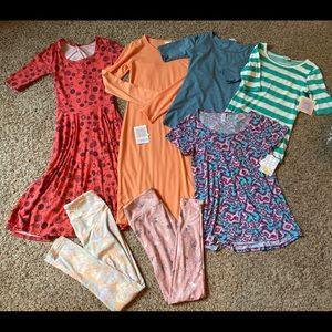 Bundle of LuLaRoe Clothing NWT